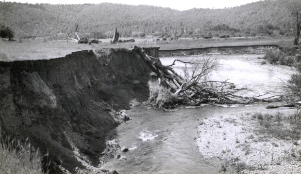 erosion 1950